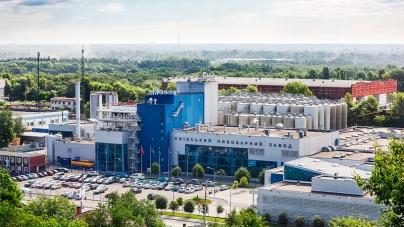 Киевский завод Carlsberg Ukraine входит в число лучших пивоварен Carlsberg Group