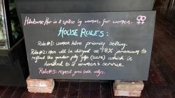 Австралийское «кафе для женщин» ввело наценку в 18% для мужчин