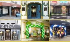 Обзор новых ресторанов и кафе: Barbara Bar, Mafia, Indokitai, Франс.уа и другие