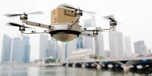 Alibaba впервые доставила продукты с помощью беспилотников