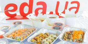 Сервис доставки из ресторанов Eda.ua увеличил выручку на 55% в 2017 году