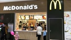 В Киеве на Троещине открыт новый МакДональдс