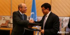 AB InBev и UNITAR объединили усилия в борьбе за безопасность на дорогах