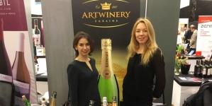 Компания ARTWINERY представила свою продукцию на международной выставке в Будапеште