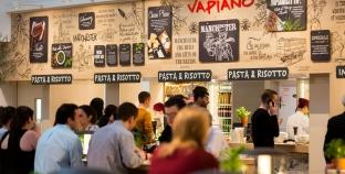 Сеть Vapiano планирует расшириться до 7 ресторанов в Украине за три года
