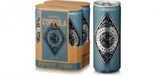 Вино от Francis Ford Coppola в США продается в жестяных банках