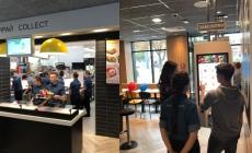 Во Львове появился первый МакДональдз с опытом будущего
