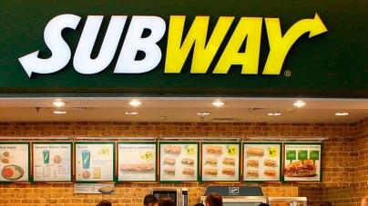 Subway насчитывает больше заведений, чем Starbucks и McDonald`s