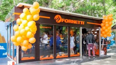 FORNETTI открывает обновленные пекарни по всей Украине
