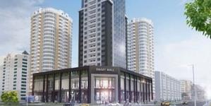 ТРЦ Smart Plaza откроется к концу осени