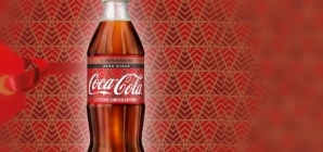 Новая рождественская Coca-Cola со вкусом корицы