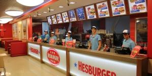 Hesburger начала оборудовать рестораны терминалами самообслуживания