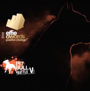 Рэп-проект Pit Bull Battle V получил бронзовую награду Effie в номинации «Кросс-медийный сторителлинг»