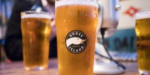 Культовое американское крафтовое пиво компании Goose Island Brewery теперь в Украине!
