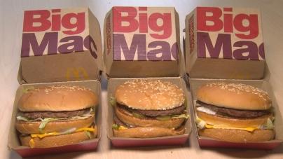 McDonald's лишился Big Mac в Европе