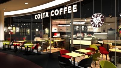Coca-Cola купила сеть Costa за $4,9 млрд