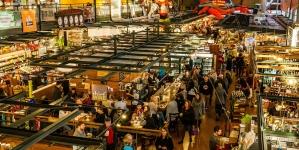 Стало известно, когда откроется Kyiv Food Market