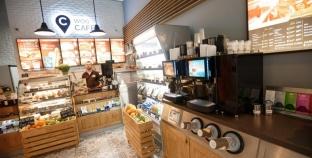 В аэропорту Борисполь открылось WOG Cafe в формате кафе-магазин