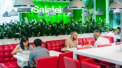 Salateira открывает свой первый ресторан в Днепре и будет работать в Retroville, Ocean Mall и других новых ТРЦ