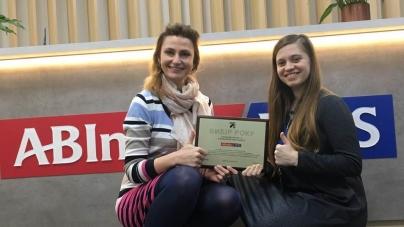 Компания AB InBev Efes получила награду рейтинга STUD-POINT