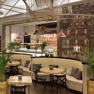 Вкусное место: какие локации для заведений выбирают известные рестораторы