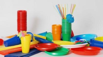 С 2021 года в ЕС запретят одноразовую посуду