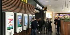 У Львівському TРЦ Forum Lviv відкрився McDonald's з досвідом майбутнього