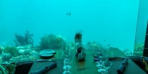 В Норвегии открыли подводный ресторан