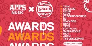 Премия APPS Music & SZIGET Awards 2019 провела первый этап отбора