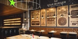 В Smart Plaza Polytech открылся ресторан Star Burger