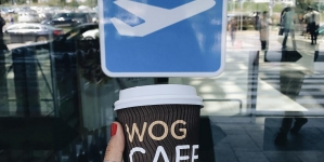 WOG CAFE: ми таки відкрилися у новому терміналі Одеського аеропорту