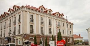 Готель Reikartz Кам'янець-Подільський отримав 4 зірки