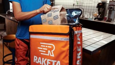 У Полтаві розпочав роботу сервіс доставки Raketa