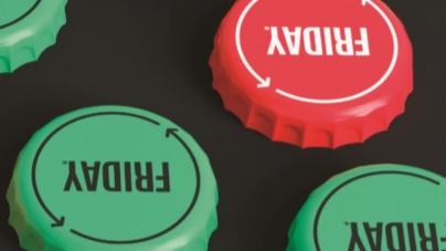Нескінченна вечірка з п'ятниці на четвер: запуск нового напою «вихідного дня» – пивного лимонаду FRIDAY