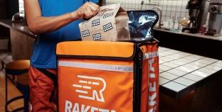 В Івано-Франківську розпочав роботу сервіс доставки Raketa
