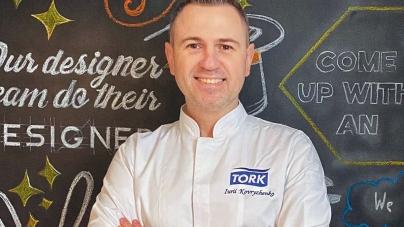 Юрій Ковриженко представить універсальні рішення Tork для рестораторів України