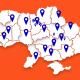 Український сервіс Raketa покрив 10 нових міст