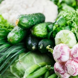 Украина заняла 1-е место в Европе и 2-е в мире по обьемам экспортируемой органической продукции