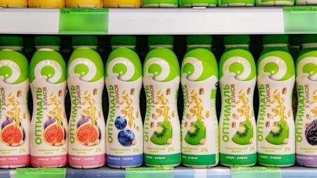«Савушкин продукт» кардинально обновил линейку питьевых и густых йогуртов