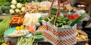 В квартале «К21» в центре Минска появился крытый фермерский рынок