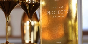 The 100 Prosecco recipes by Sandro Bottega