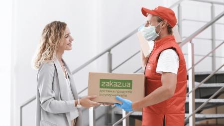 Zakaz.ua починає доставляти продукти з ЕКО маркет Україною