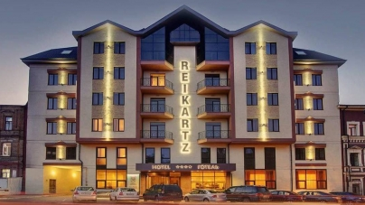 Vodafone та Reikartz Hotel Group домовились про партнерство в рамках туристичного проєкту Find&Follow