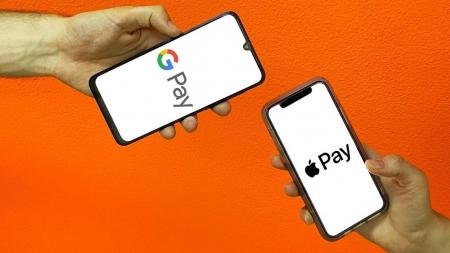 Apple Pay і Google Pay доступні в додатку Rocket