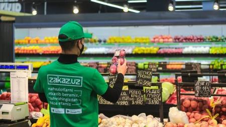 Сервіс Zakaz розширює своє покриття в Узбекистані та підключає до доставки мережу Carrefour